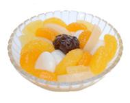 フルーツ白玉の作り方