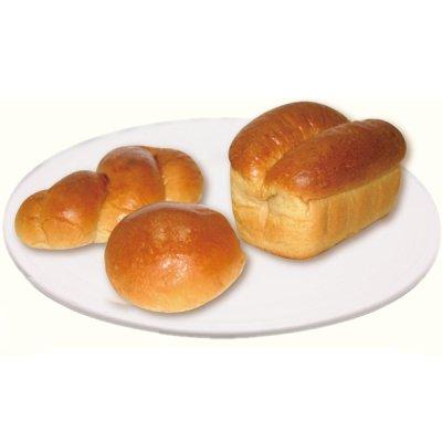 画像1: パン用はだか麦粉1kg 食物繊維が豊富なはだか麦。